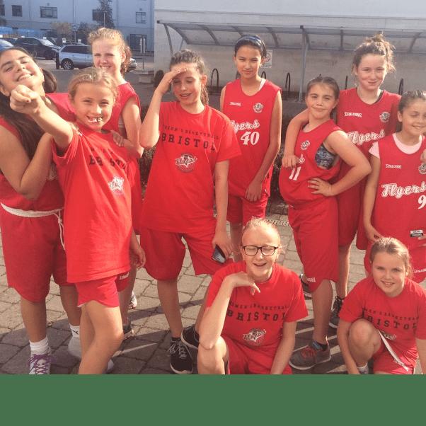 Bristol Flyers Academy - Girls