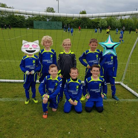 Lambton Lions FC U9s