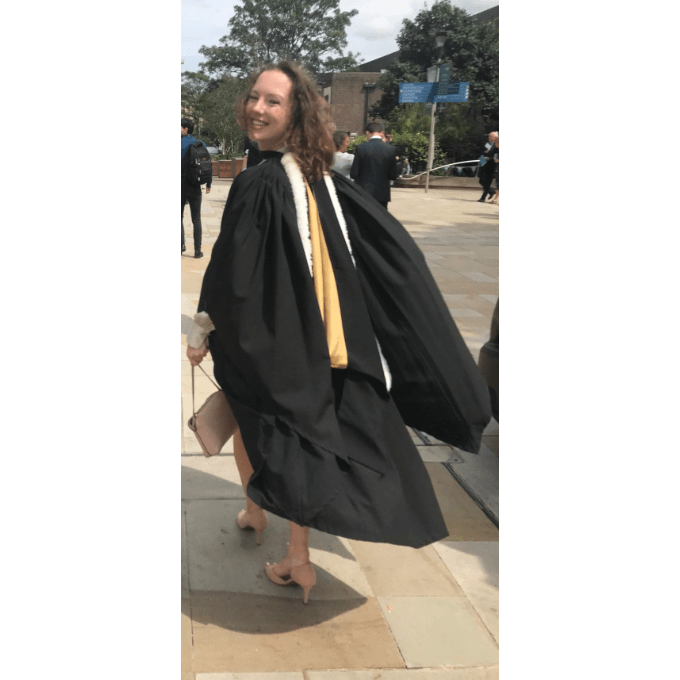 Funds4Uni - Amy Rosenberg - 2020