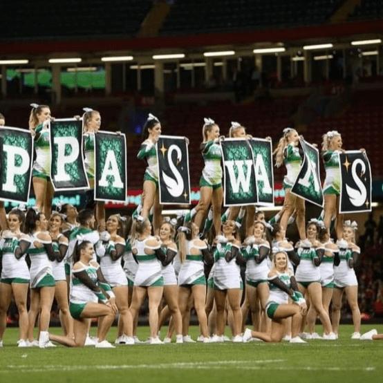Swansea Sirens Cheerleading