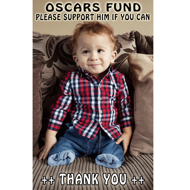 Help for Oscars Prosthesis and adaptations