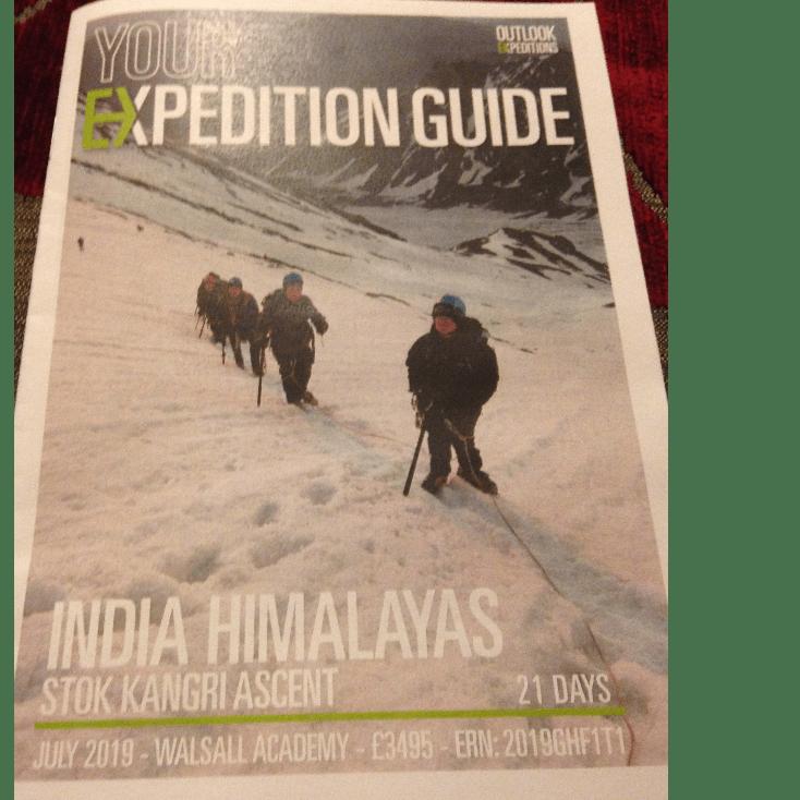 Himalayas Expedition 2019 - Jack Ridgway