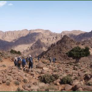 World Challenge Morocco 2017  - Eilidh Forsyth