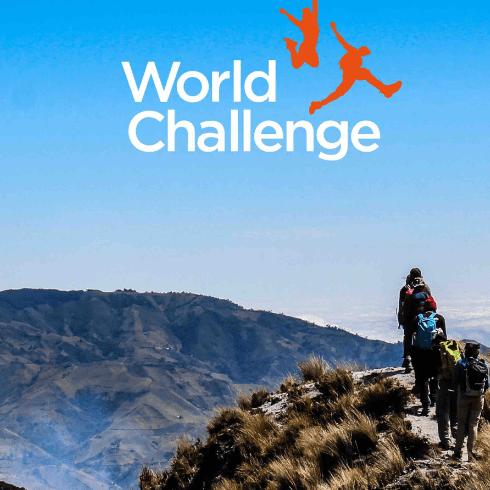 World Challenge Tanzania 2021 - Lydia Rumney