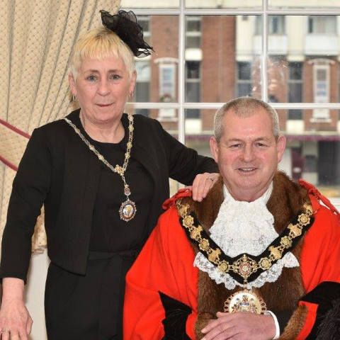 Salford Ceremonial Mayors Charity
