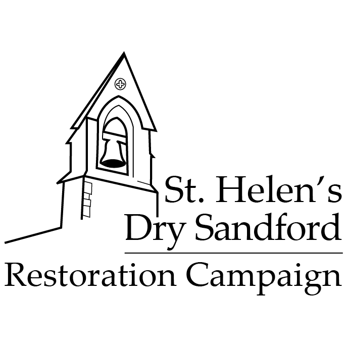 St Helen's Dry Sandford Restoration Project