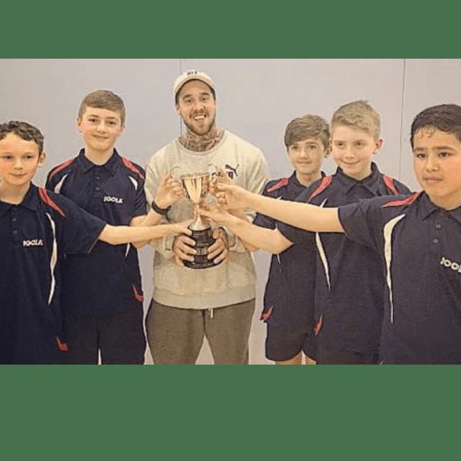 St Mary's Table Tennis Club - Hull