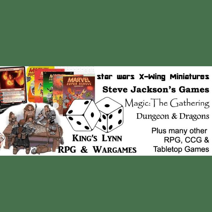 Kings Lynn RPG & Gaming Club