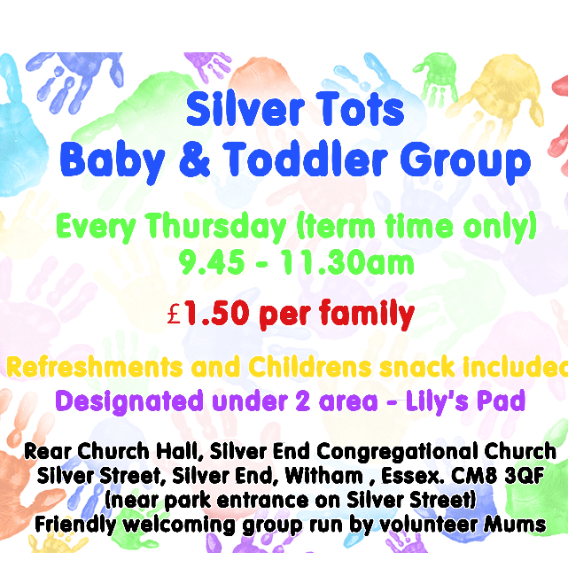 Silver Tots Baby and Toddler Group