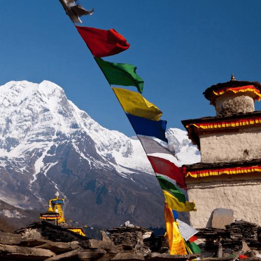 World Challenge Nepal 2019 - Sammy Matten