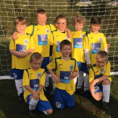 Penn Colts Under 7s