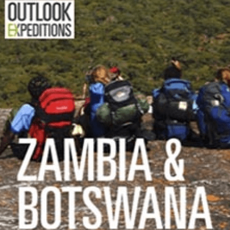 Outlook Expeditions Zambia and Botswana 2020 - Anna Wilson