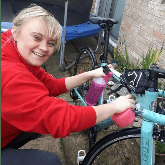 JDRF - Riding The Length of  Britain 2017 - Zoe Mcbride