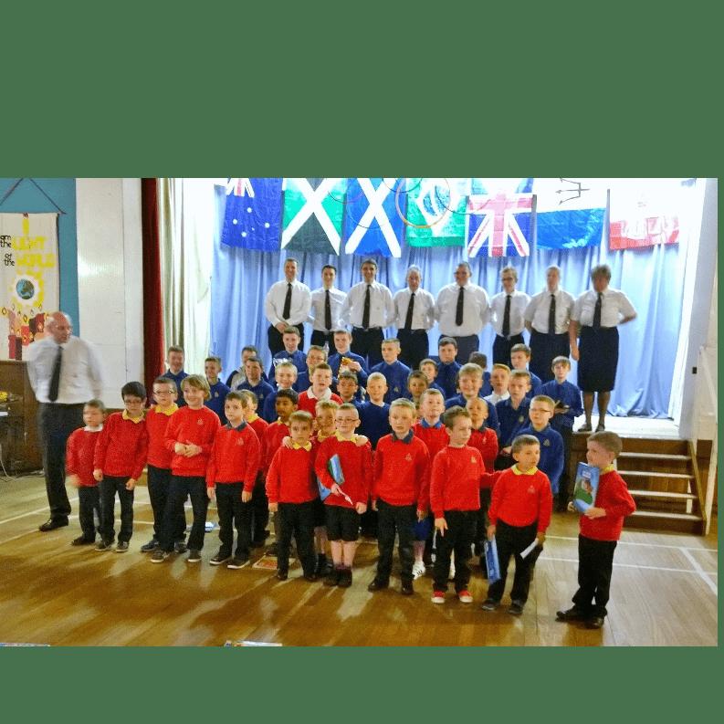 2nd East Kilbride Boys' Brigade