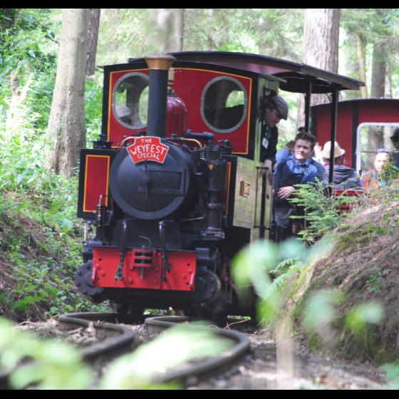 Old Kiln Light Railway