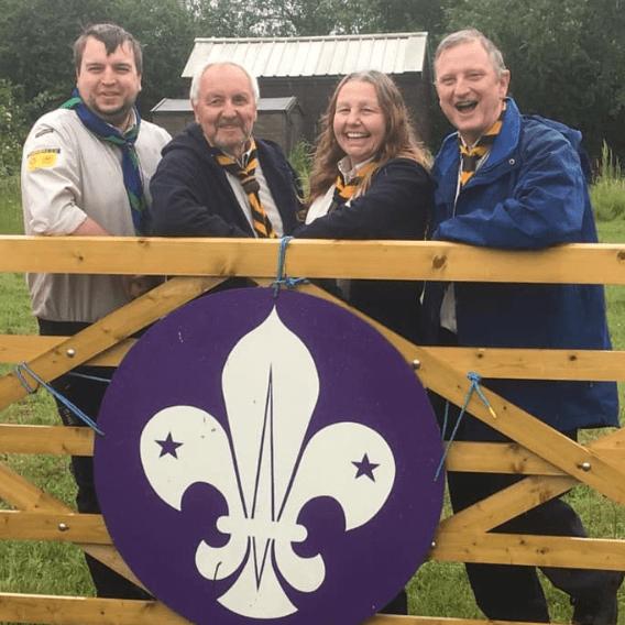 1st Mendlesham Scout Group