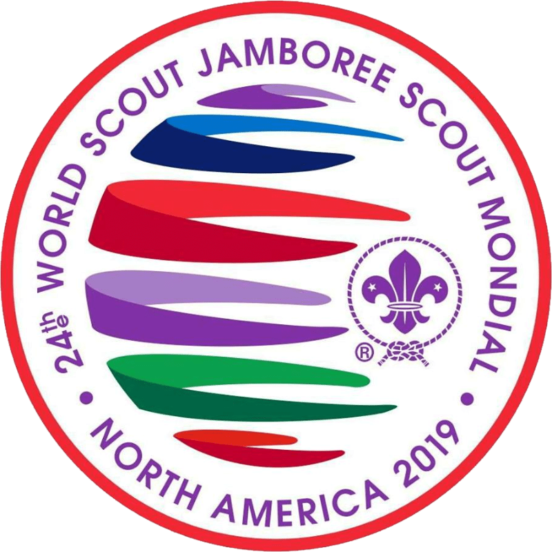 World Scout Jamboree USA 2019 - Luca and Ava