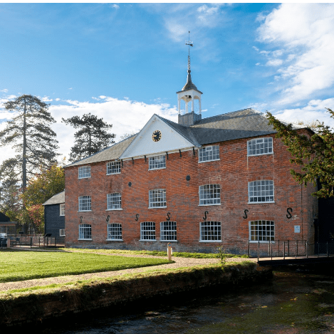 Whitchurch Silk Mill Trust