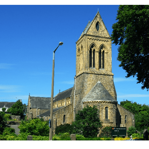 Scotforth St Paul's Church Roof Appeal cause logo