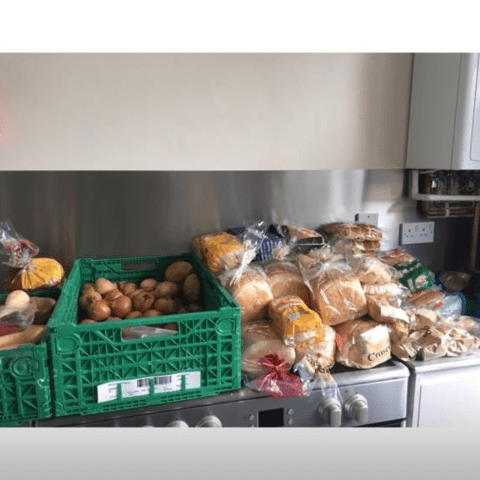 St Marks Food Drop In