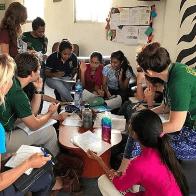 SLVGlobal  Sri Lanka 2018 - Kayleigh Dawson