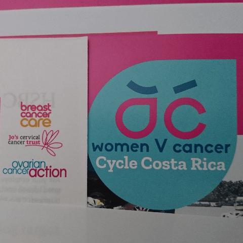 Women V Cancer Costa Rica 2019 - Carolyn Alcazar