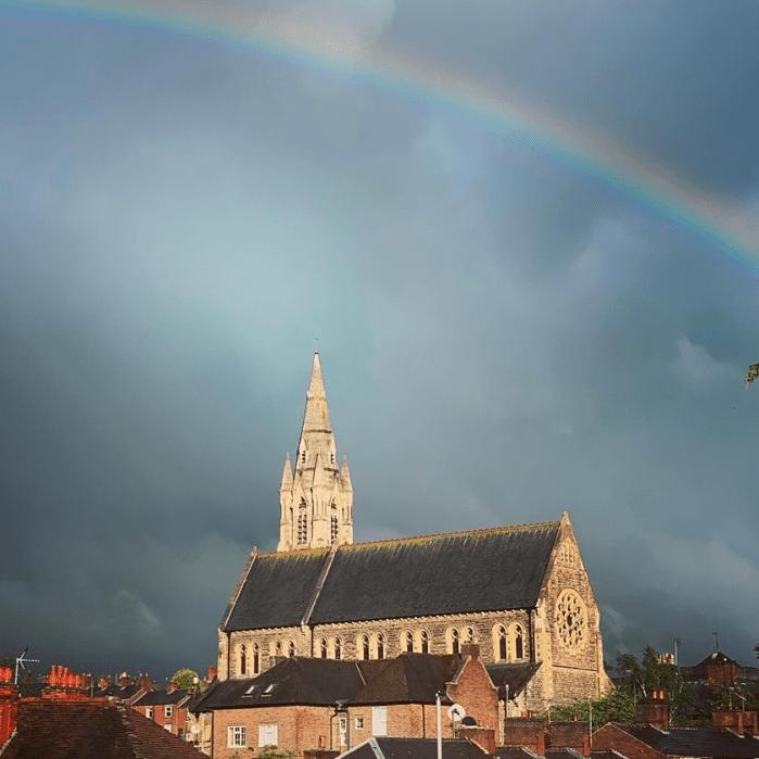 St Mary's RC Church Leek