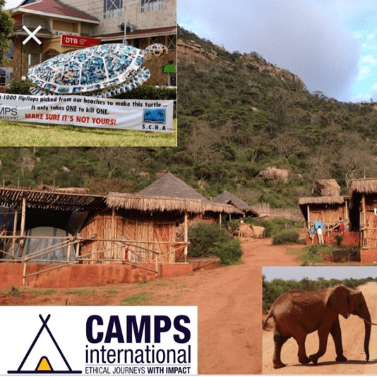 Camps International Kenya 2021 - Amy Pommells