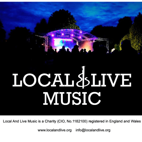 Local and Live Music