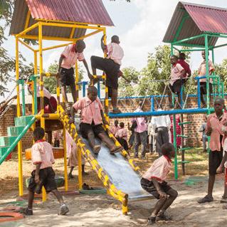 East African Playground's Uganda 2018 - Shannon Murray