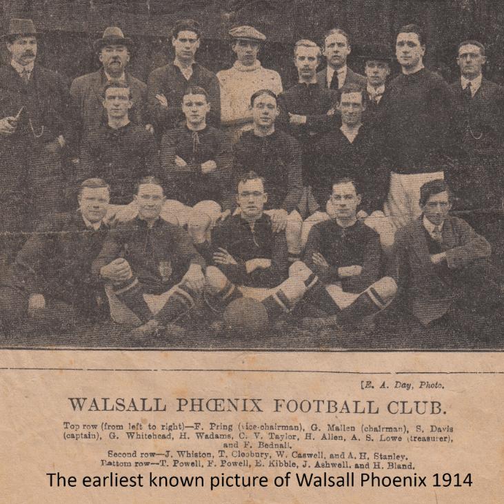 Walsall Phoenix AFC