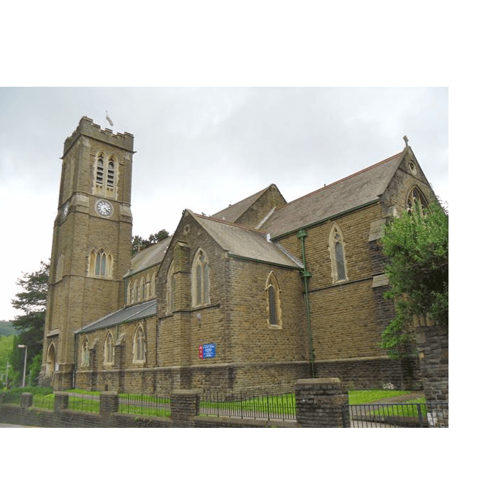 Urgent rewiring of St. Mary's Church, Clydach