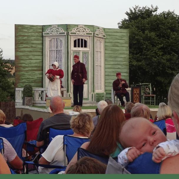 Wellow Outdoor Theatre
