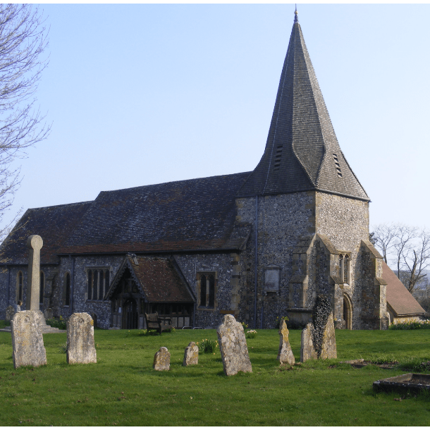 St Mary's Church - Barcombe