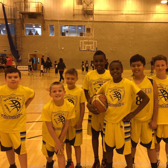 Yardley Basketball Club