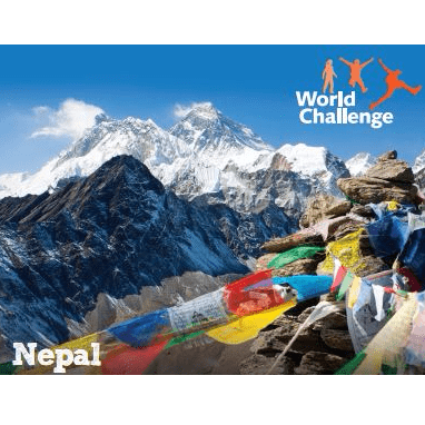 World Challenge Nepal 2019 - Holly Kyriacou