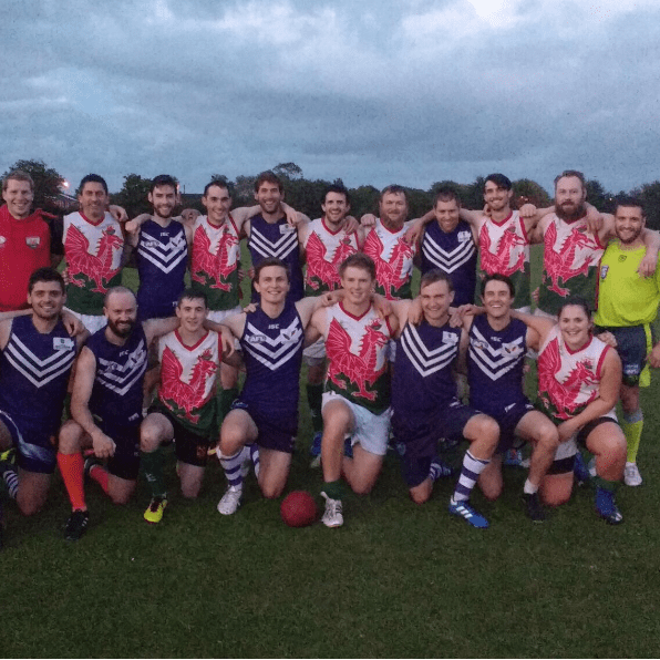 Wales Australian Rules Football