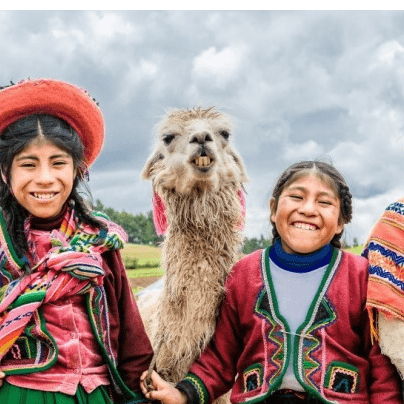 Camps International Peru 2020 - Neve Moan