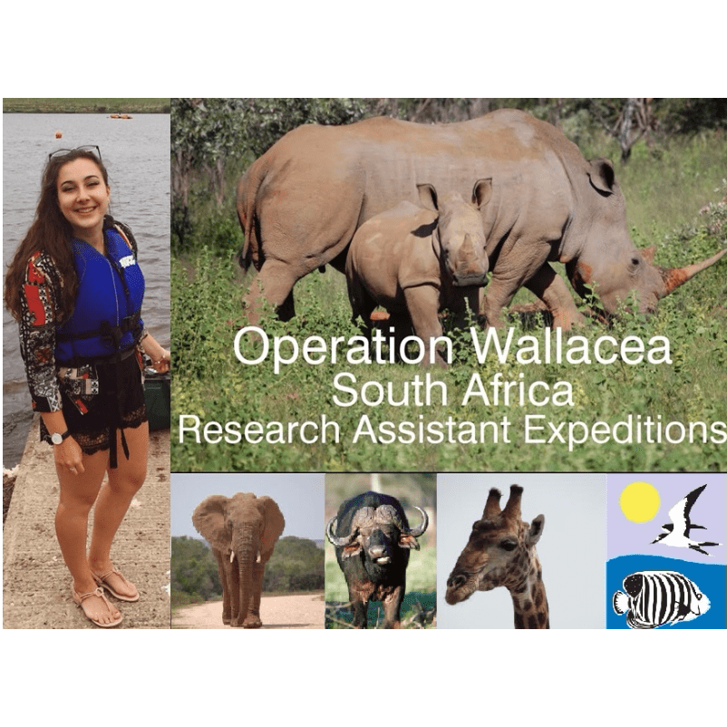 Operation Wallacea Africa 2017 - Emma Withers