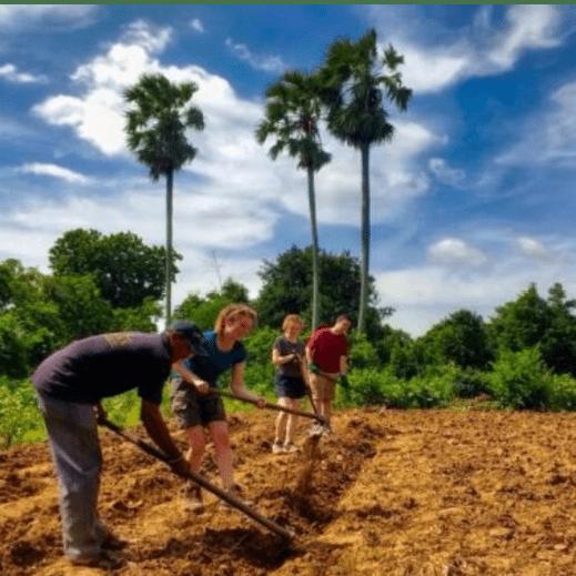 Better Lives Charity Cambodia 2020 - Alexa Richards