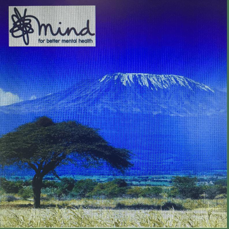 Mind Kilimanjaro 2018 - Emily and Isla