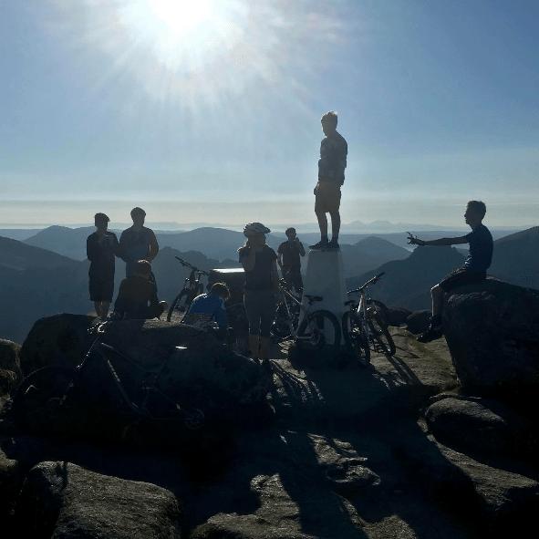 Arran High School Mountain Bike Club