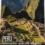 Outlook Expedition Peru 2021 - Calum Rowling