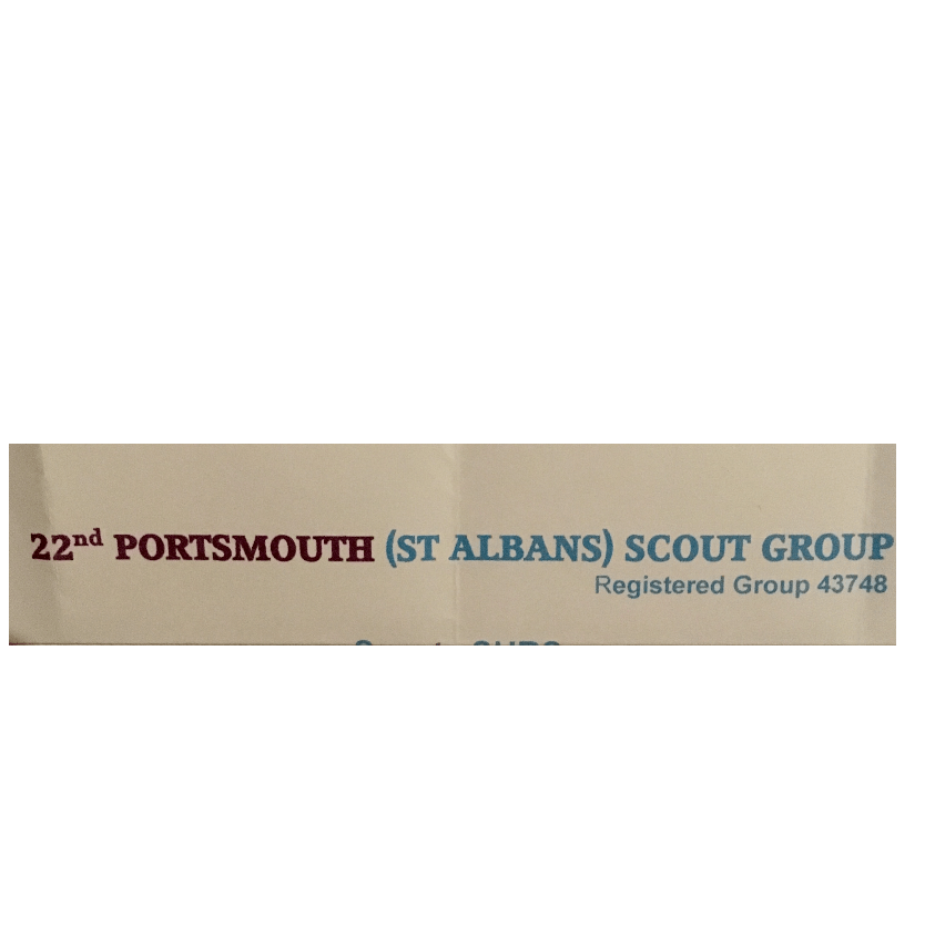22nd Portsmouth Scout Group