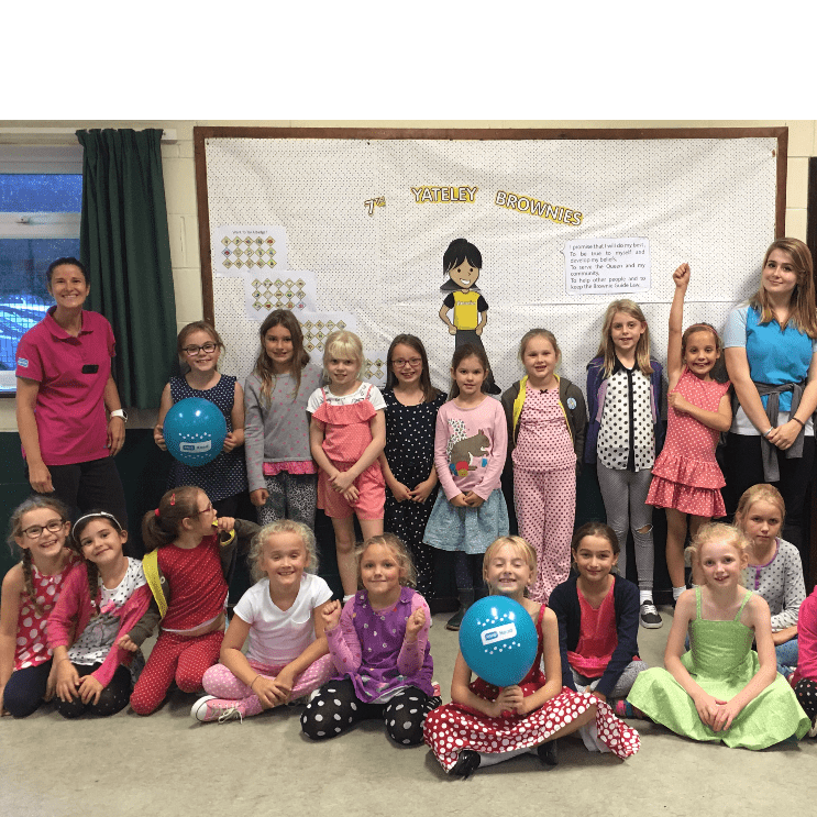 7th Yateley Brownies