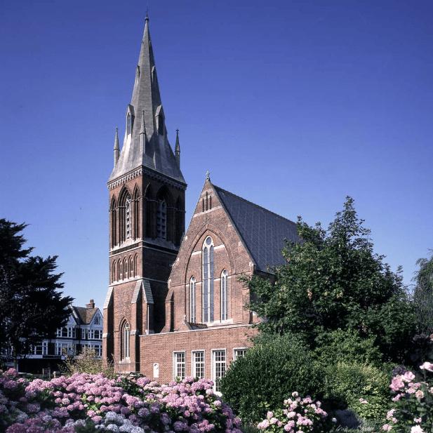 St Saviour's Church - Eastbourne