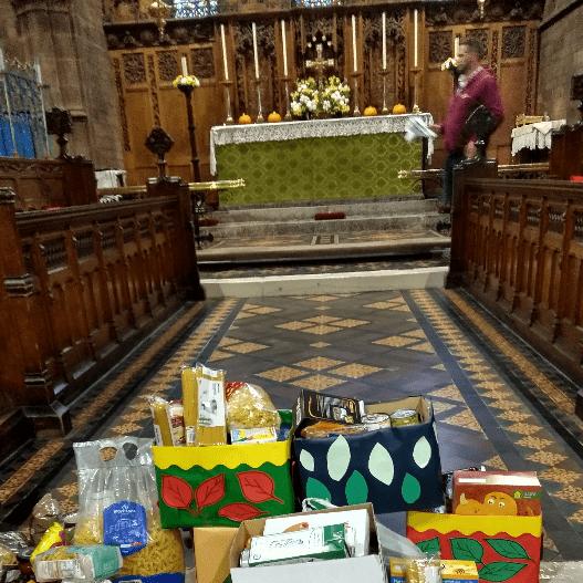 St Thomas of Canterbury Church - Chester