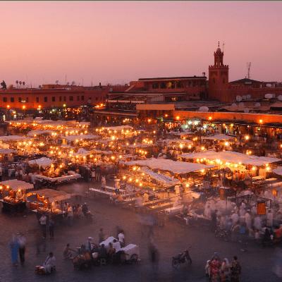 World Challenge Morocco 2020 - Agnes Gittner