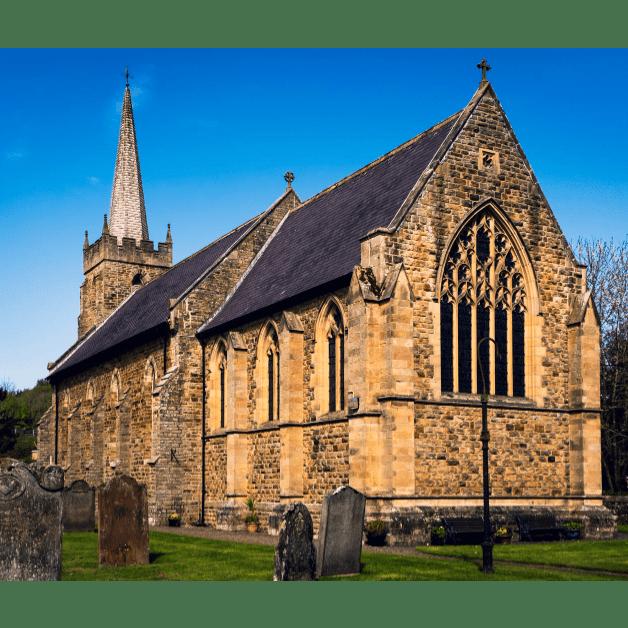 St Cuthbert's Church - Greenhead