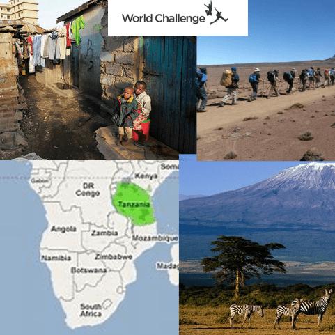 World Challenge Tanzania 2020 - Nathaniel Burbidge